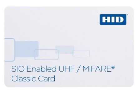 HID iCLASS SE UHF \ MIFARE 603x Classic Card