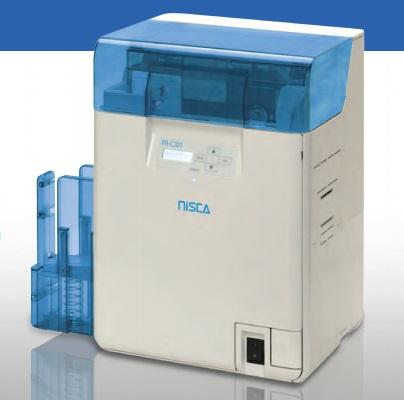 Máy in thẻ NiSCA PR-C201