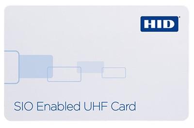 HID iCLASS SE 600x UHF Card