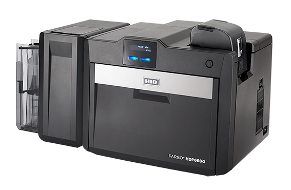 HID FARGO HDP6600 Card Printer & Encoder